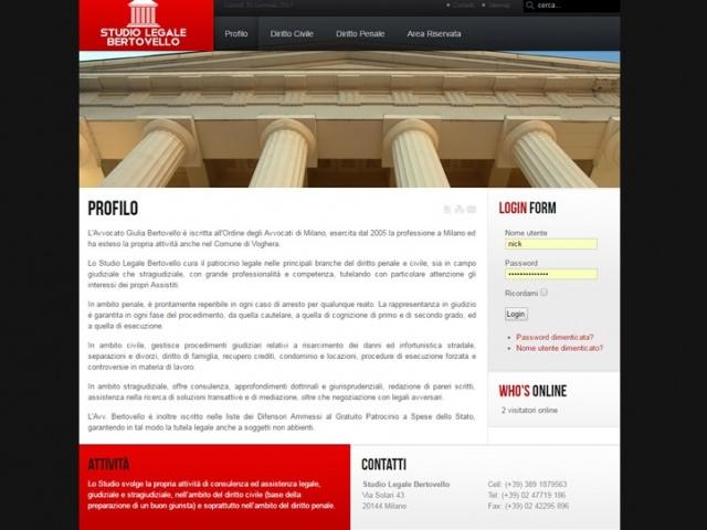 Studio Legale Bertovello